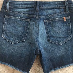Pants - Joe's Denim Shorts